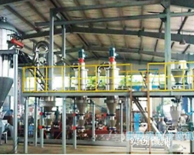 球形铝粉惰性气体保护专用设备