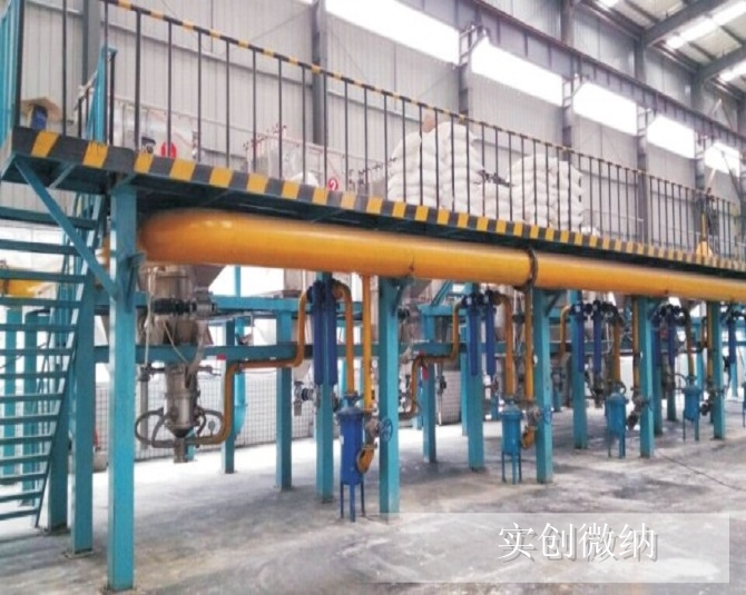 非金属矿行业专用粉碎分级设备