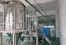 年产1000吨超细高端中药材生产线