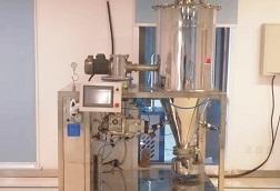 某国家高级实验室高纯、超细粉碎分级机组