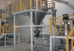 年产5000吨高端超细超纯陶瓷材料生产线