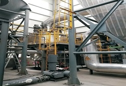 年产10万吨无机炭黑生产线