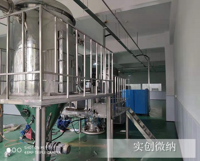 钴酸锂专用粉碎分级设备