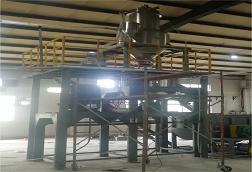 年产5000吨氧化铝改性、混合、筛分、包装线