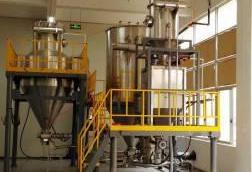 酸锌化工行业高端气流粉碎系统