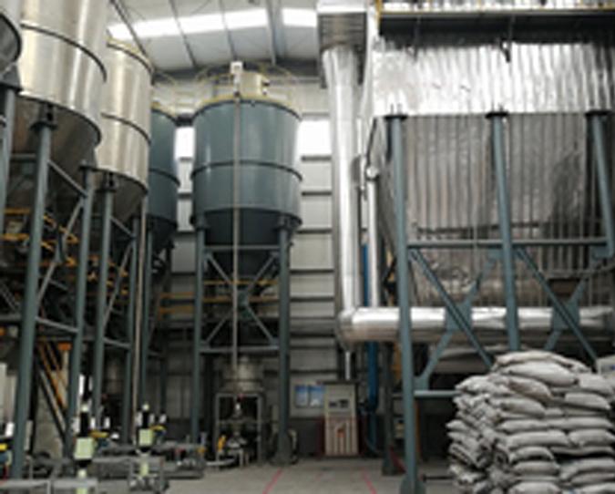 蒸汽动能磨在粉煤灰行业的应用